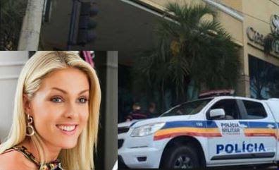 Casos do dia : Fã de Ana Hickmann tenta mata-la e é morto