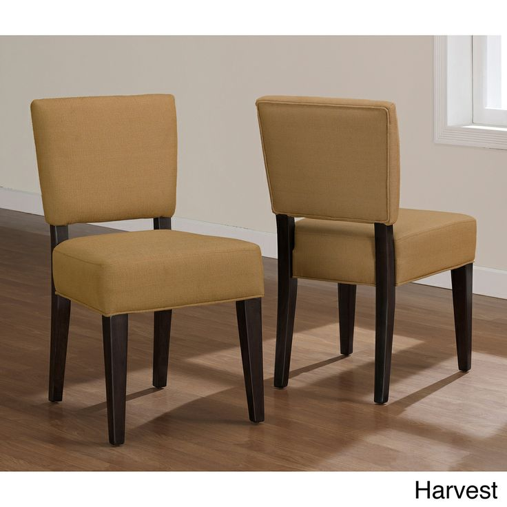 Savannah Espresso Dining Chairs Set Of 2