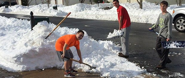 Virginia Scouts share emergency action plan used to clear snow after winter storm Jonas
