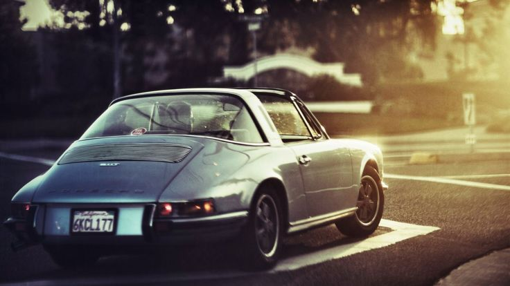 "Laurent Nivalle: ""Porsche Targa"""