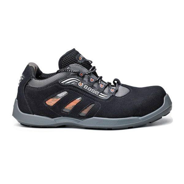 U de Power Zapatilla de Sun S1P Src zapato de seguridad para hombre, color Negro, talla 39 UE