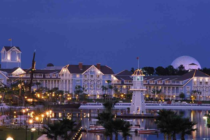 Disney World Beach Club Resort another great place to stay