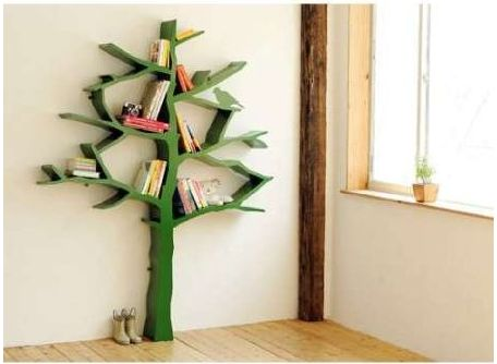 love this bookshelf for a childs room