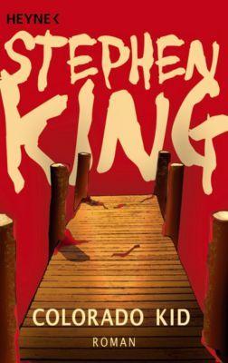 Colorado Kid von Stephen King - Buch portofrei bei Weltbild.de kaufen