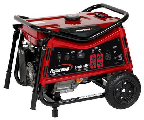 Powermate 5000 Watt Generator at Menards http://egardeningtools.com/product-category/generators/