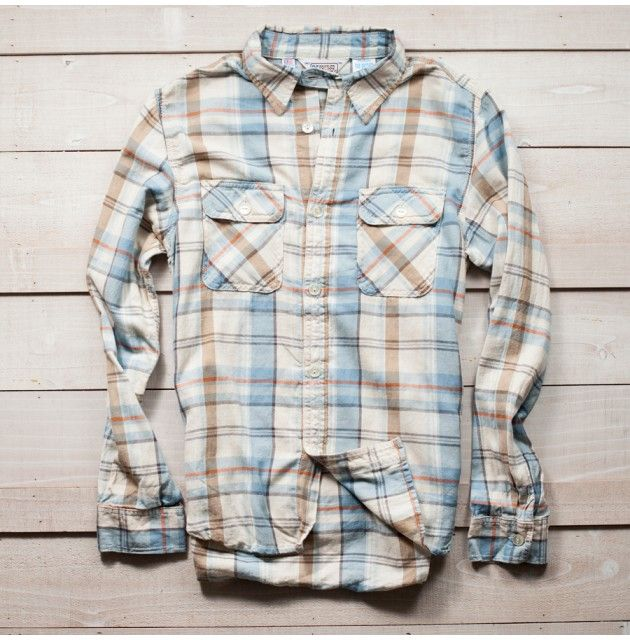 Summer Weight Flannels - 4 Colors - Tops - Men's Apparel - Apparel