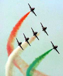 INDIAN AIR FORCE                     A       GREAT WAY  OF  LIFE