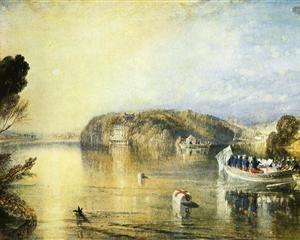 Virginia Water - William Turner