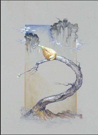 Reza Hemmatirad - Bird