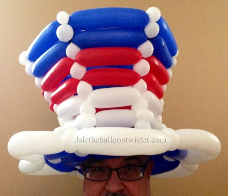 Big Balloon Hat!