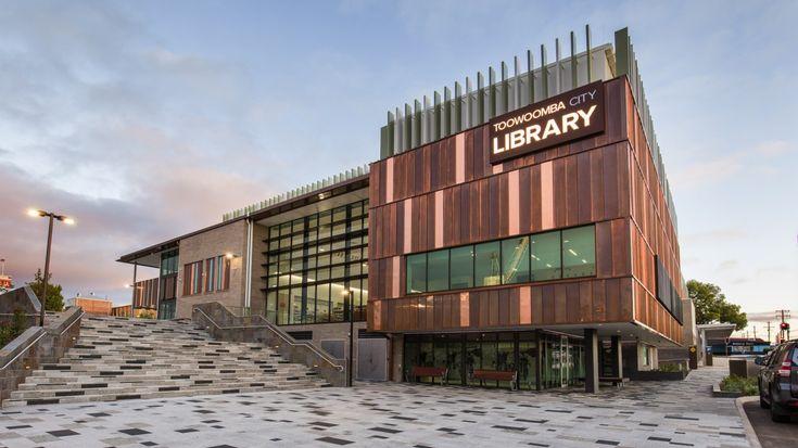 New Toowoomba Library