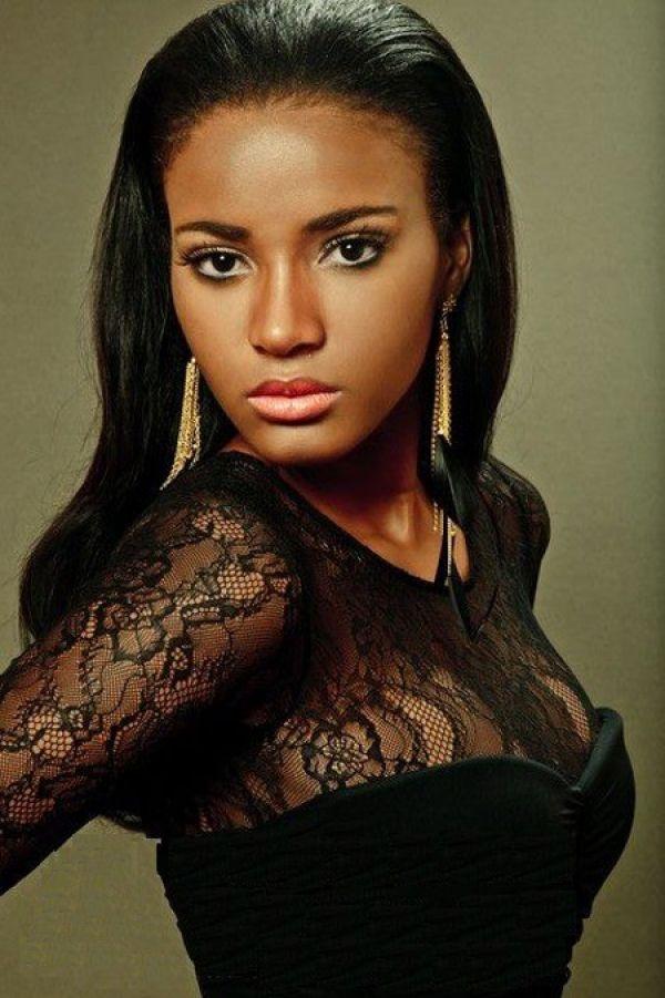 The Most Beautiful Angolan Women Top-10 - Most Beautiful -7928