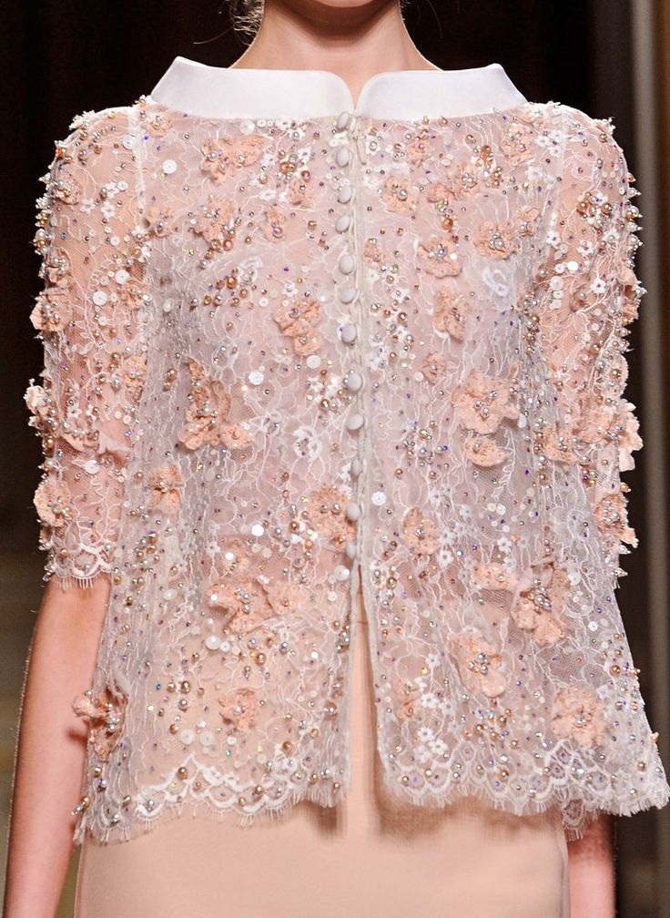 Georges Hobeika Couture S/S 2013.