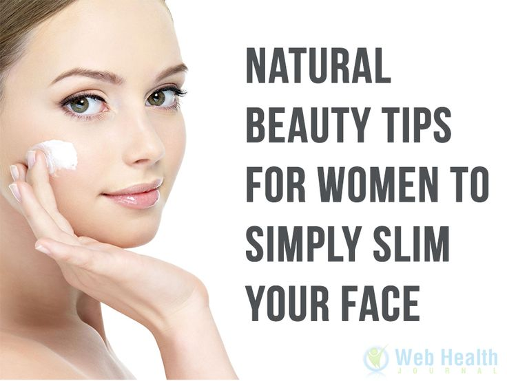 How to Reduce Face Fat Naturally   Get Rid of Face Fat - Web Health Journal