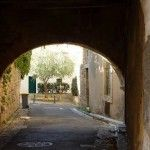 The medieval village of Montblanc in Languedoc, France has been an important town since ancient Roman times Villa Roquette B&B is a few yards down the road from the center.