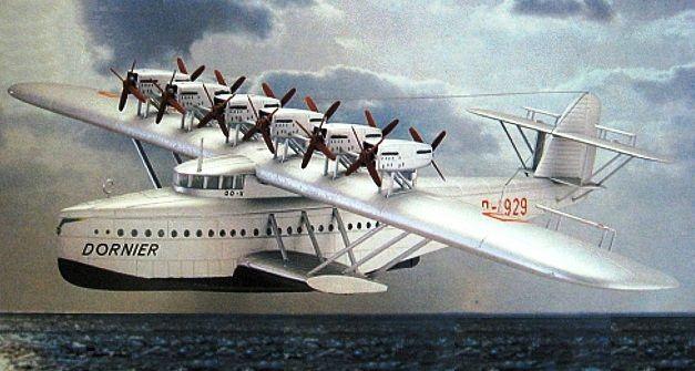aerosngcanela: Dornier Do X