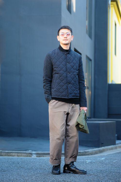 玉城 陽一   ストリートスタイル・スナップ   ファッションプレス
