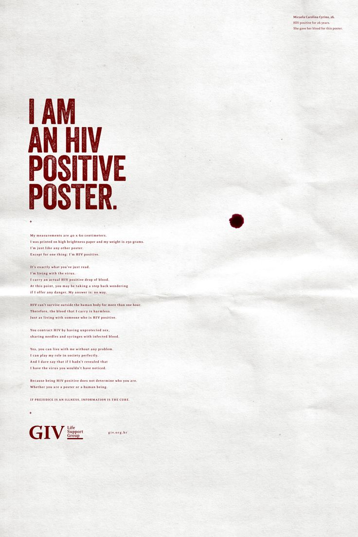 Vinicius Fernandes and Patrick Matzenbacher from Ogilvy Brasil on Aids.