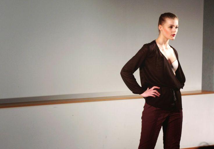 Fakulta textilní, Liberec, módní přehlídka, studenti, Česká Technická univerzita v Liberci