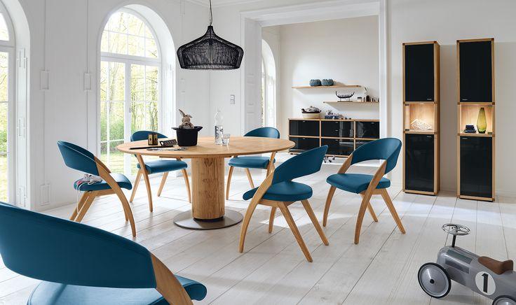 Esszimmer - Stühle / Sessel -  Sessel Mila - Venjakob Möbel - Vorsprung durch Design und Qualität