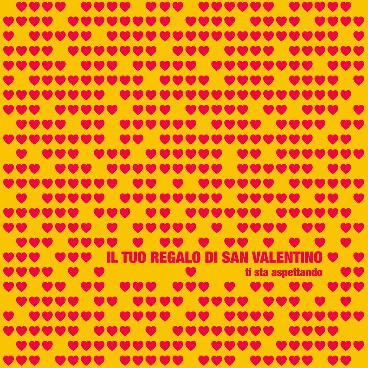 A tutti gli innamorati voglio fare un regalo, un codice sconto da poter utilizzare per il tuo regalo di San Valentino. Copia e incolla direttamente nel carrello, avrai uno sconto di 5 euro STILLUCESTORELOVE  Scopri la nostra selezione di San Valentino, il codice sconto lo potrai utilizzare su tutto il sito! http://www.stilluce.it/san-valentino-regali/