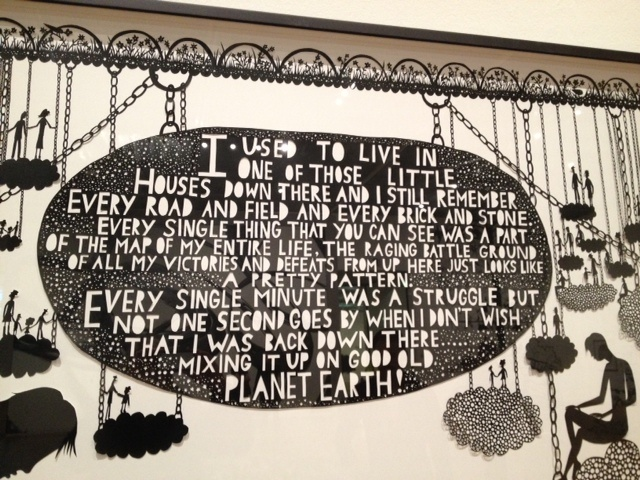 Rob Ryan 'The Map Of My Entire Life'