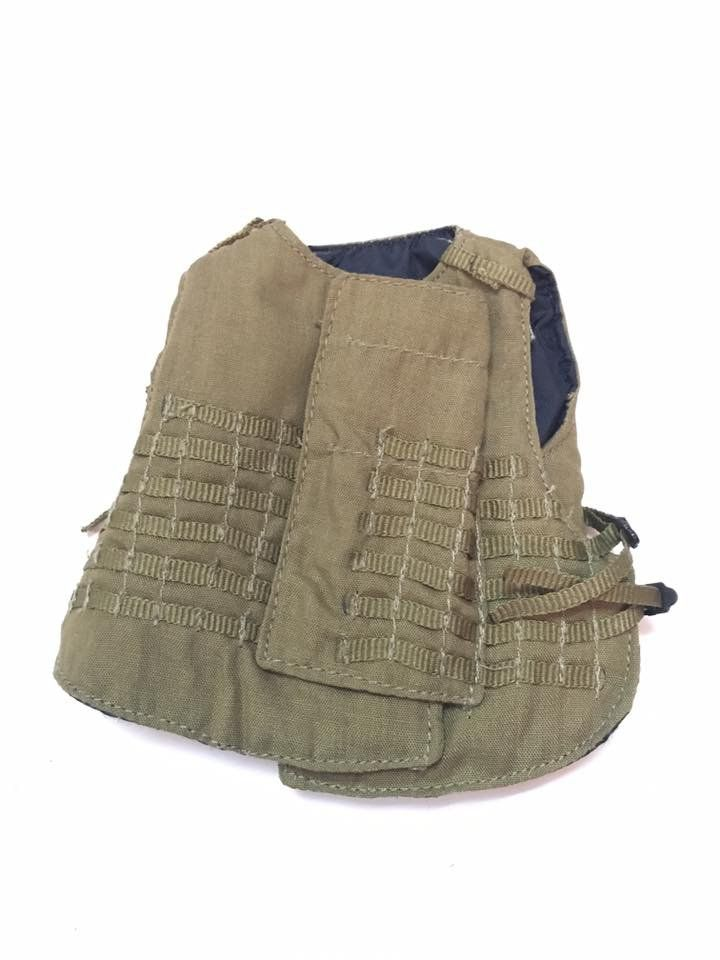 Dragon Armor Vest 1 6 Scale For 12 Action Figure Armor Vest Dragon Armor Armor An additional huge vest is about 20 pounds heavier than the army's present reinforcement, however it did have more rifle defensive scope than distributed vests. pinterest