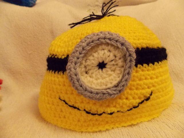 Minion Hat for small Child