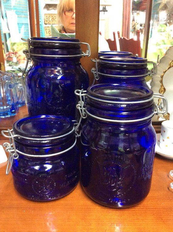 Glass Canisters Sets Kitchen