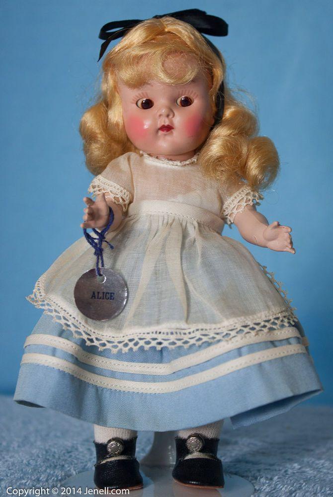 vintage vogue ginny in Antique Dolls