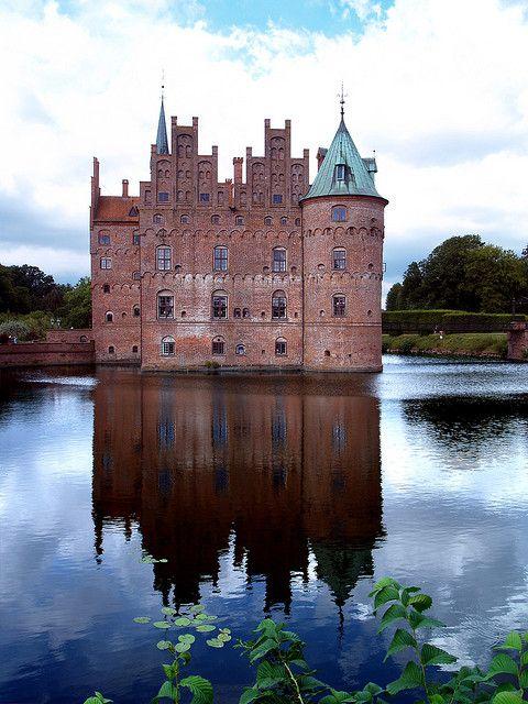 europe denmark south denmark faborg egeskov castle