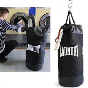 Bolsa ropa sucia Saco de Boxeo (quiero uno)
