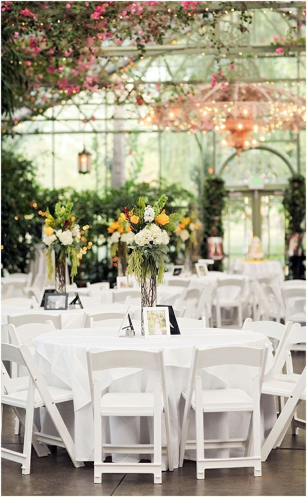 Lovely Romantic wedding ceremony french style white deco