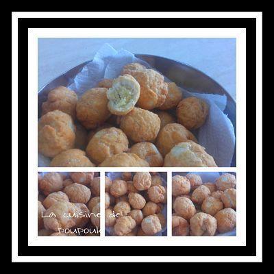 Croquette de farine (Chinchin recette Nigérienne)
