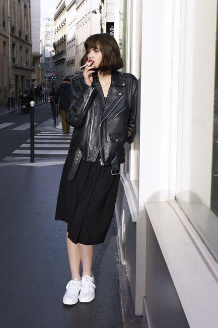 Oyster Fashion: 'Misha' Shot By Louise Enhorning | Fashion Magazine | News. Fashion. Beauty. Music. | oystermag.com