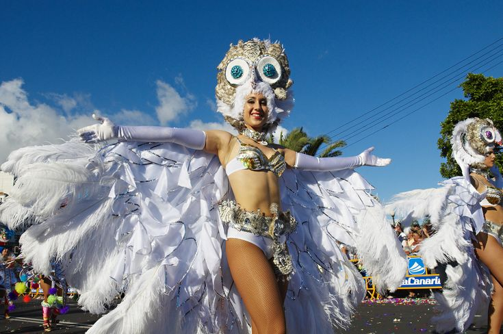 carnaval tenerife 2014 - costumes