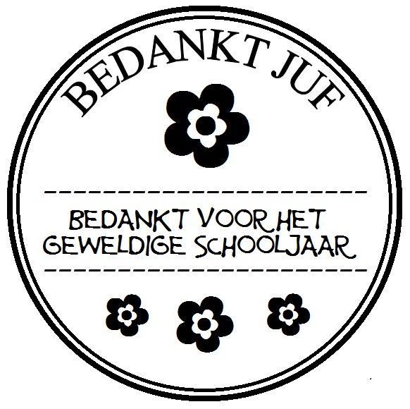 Kleurplaten Afscheid Juffrouw Brekelmansadviesgroep
