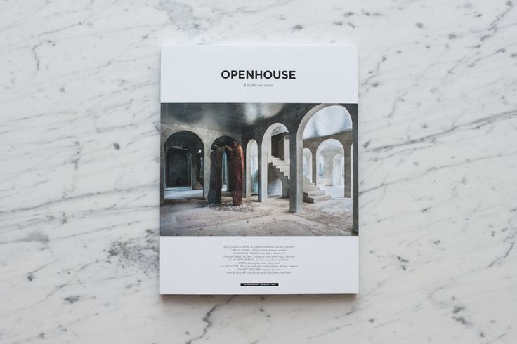 :: Open House, issue #6, Spain ::