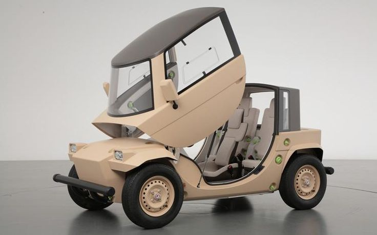 cars for kids to drive  | Toyota Camatte: A car for kids | Digital Trends