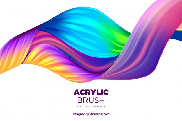 Download Colorful Abstract Waves Background For Free Abstract