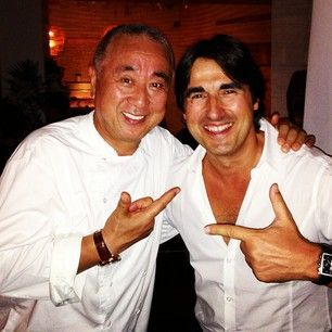 Nobu Food Festival - Matsuhisa Mykonos 10 Year Anniversary Photo credits: @nickgio1