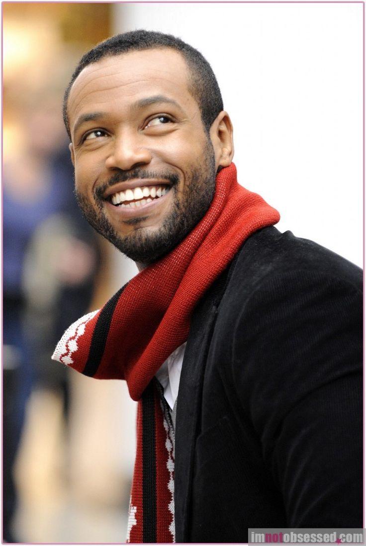Isaiah Mustafa - amazing smile :)