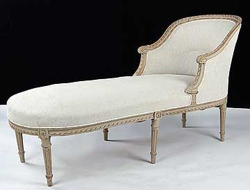 30 best images about chaise lounge on pinterest for Antique french chaise lounge