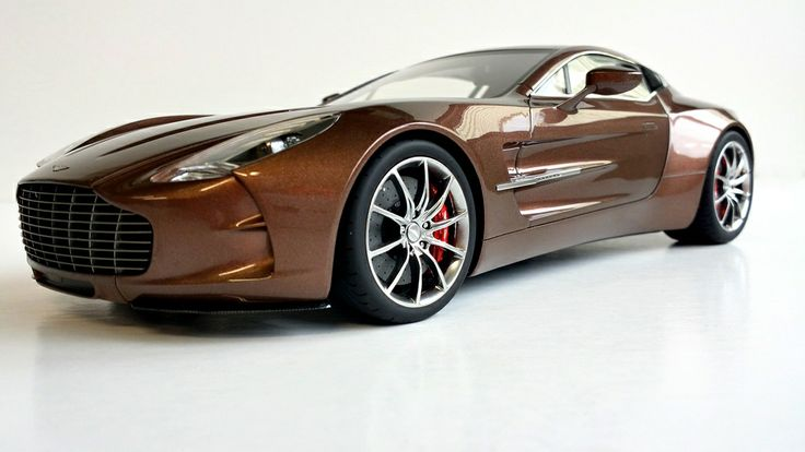 Frontiart Aston Martin One 77 All The Small Things