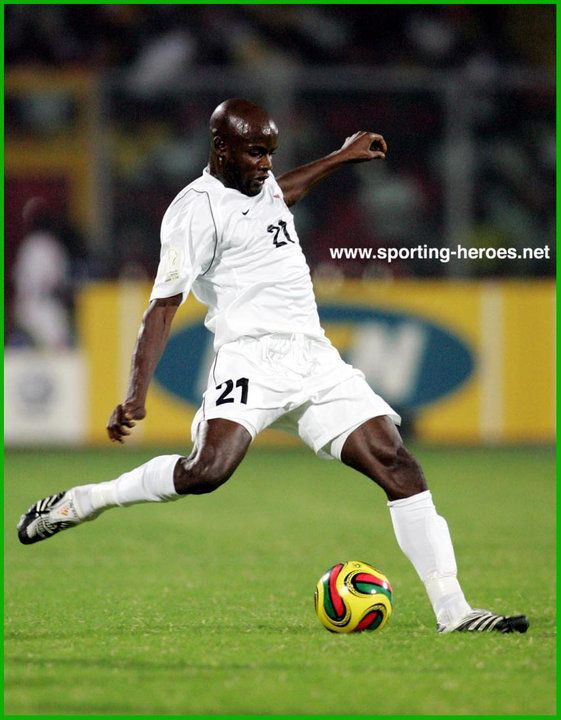 James Chamanga - Zambia - African Cup of Nations 2008