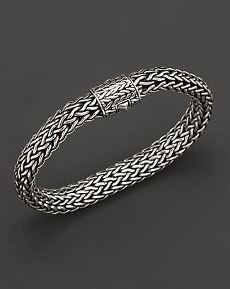 I have this one - John Hardy Men's Silver Large Chain Bracelet   Bloomingdale's