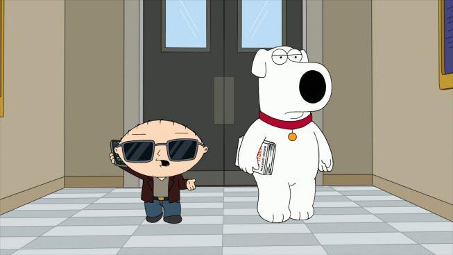 Brian Writes A Bestseller Family Guy Episodes Padre De Familia Arte Inspirador Fox