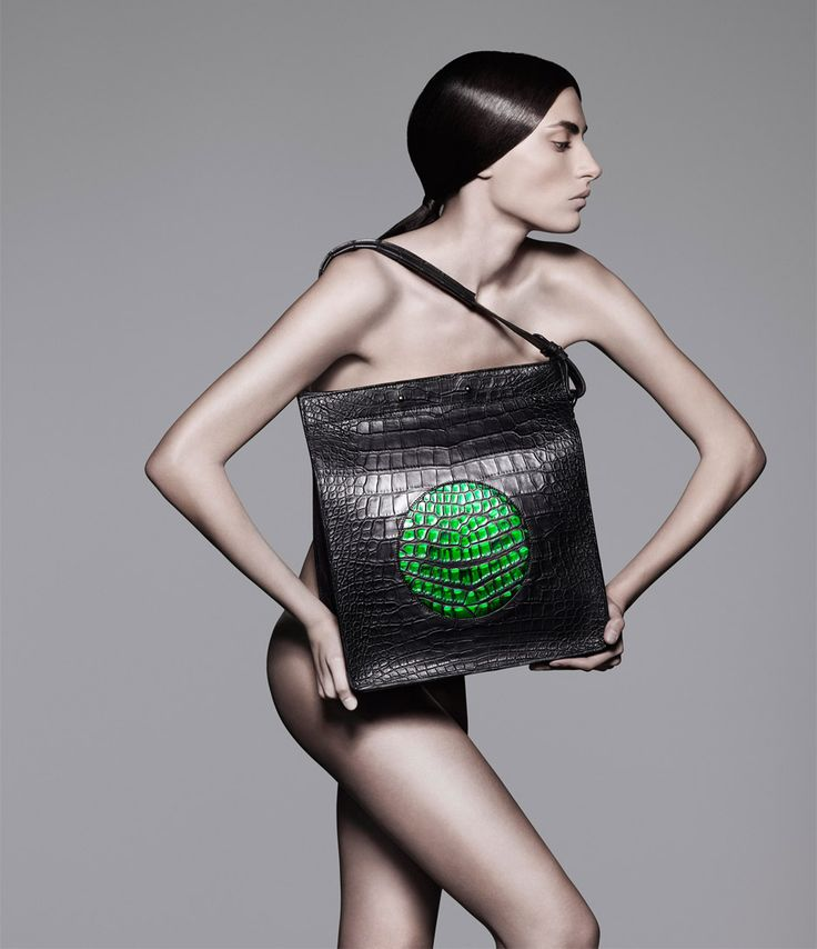 Accessories by fashion studio The Unseen at Selfridges, London