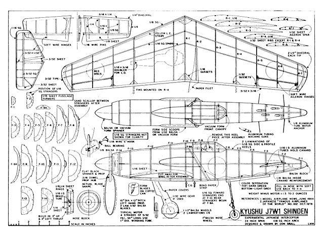 Shinden - plan thumbnail   Free boat plans, How to plan