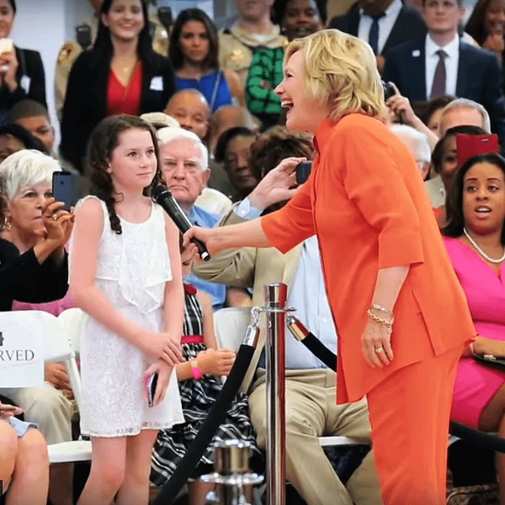 Hillary Clinton Tweets Best Letter Ever From Little Girl, Melts Our Little Feminist Hearts